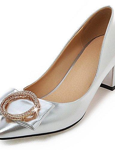 GGX/Damen Schuhe Stiletto Heel Heels/NEUHEIT/spitz Toe Heels Hochzeit/Party & Abend/Kleid pink 2in-2 3/4in-black