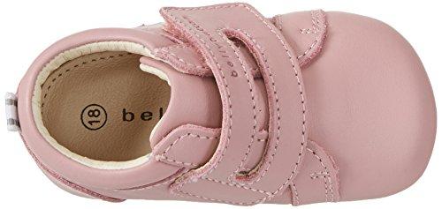 Bellybutton Babyschuhe - Zapatillas de casa Bebé-Niños Pink (Rosa)