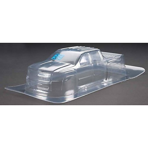 Pro-Line Racing 335700 Chevy Silverado 2500 HD Clear Body (Body Truck Rc)