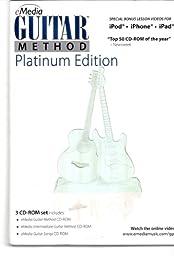 eMedia Guitar Method Platinum Edition