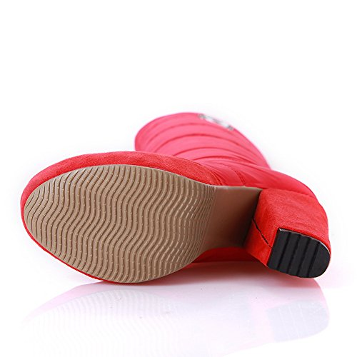 Mujer Zapatilla Red Alta 1to9 1to9mns02288 t6x1qwv