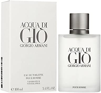 Acqua Di Gio Eau De Toillette Spray – 3.4 Oz