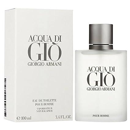 Agua de colonia Acqua Di Gio, Giorgio Armani, para hombres