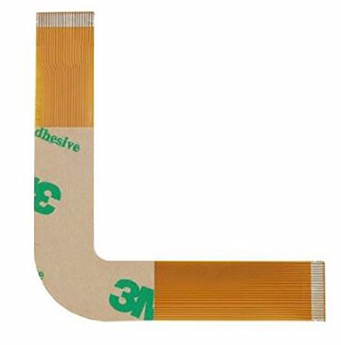 Games&Tech 10 x Laser Flex Ribbon Cable for PS2 Slim 70000X SCPH -70000x SCPH-70000 SCPH-70001 SCPH-70011 SCPH-70012 SCPH-75001 SCPH-77001 SCPH70001 SCPH70011 SCPH70012 SCPH75001 SCPH77001