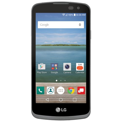 Lg Prepaid Cell Phones - LG Optimus Zone 3 (Verizon LTE Prepaid)