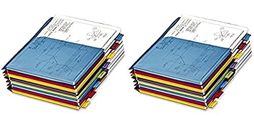 (Cardinal Expanding Pocket Dividers (CRD84013), 2 Packs )