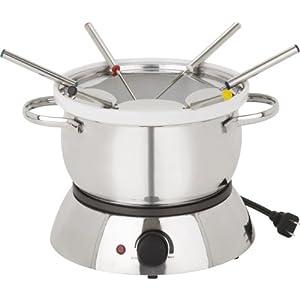 Double Boiler Fondue Pot
