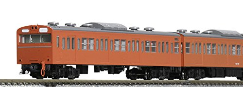 TOMIX Nゲージ 103系 高運転台非ATC車 オレンジ 基本セット 98238 鉄道模型 電車   B01M8HFXK4