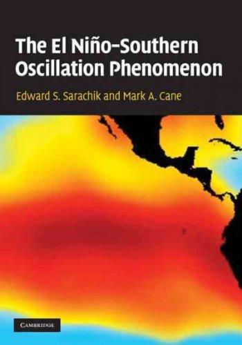 Books : The El Nio-Southern Oscillation Phenomenon