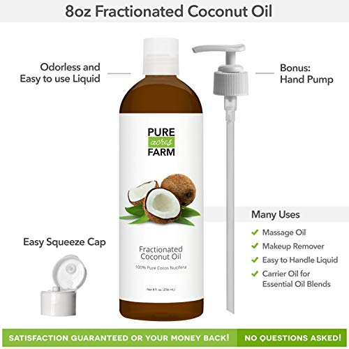 Buy coconut oil to use