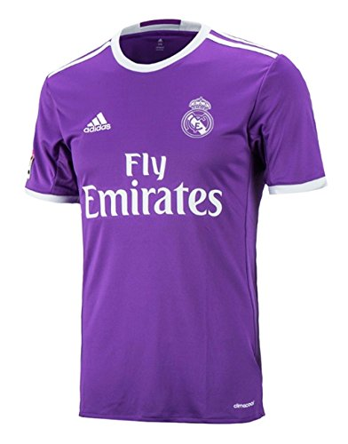 adidas International Soccer Real Madrid Men's Jersey, XX-Large, (Purple Mens Football Jersey)