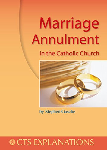 Getting a catholic annulment