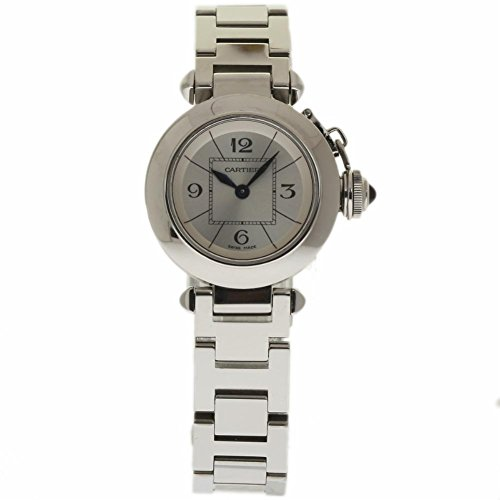 Cartier Pasha swiss-quartz womens Watch W3140007 (Certified Pre-owned)