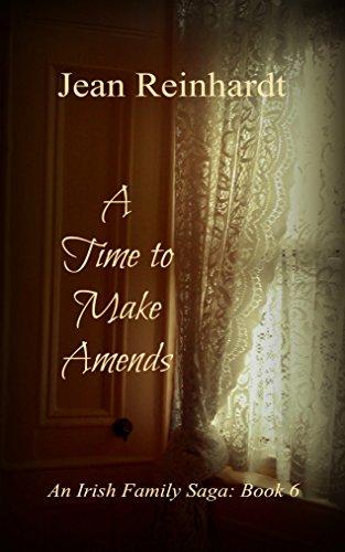 Time Make Amends Irish Family ebook product image