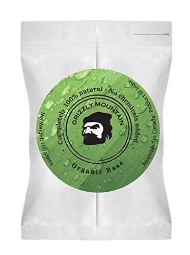 Grizzly Mountain Beard Dye - The Organic Base