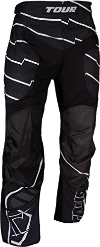 Tour Hockey HPY64BK-M Youth Code Active Hockey Pants, -