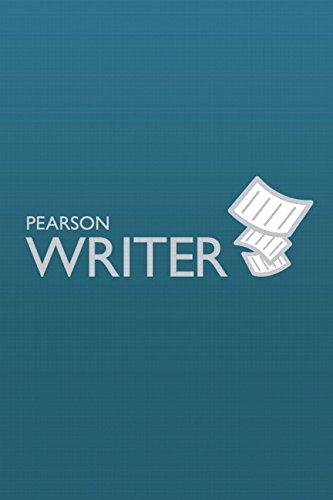Pearson Writer Access Card >Custom<