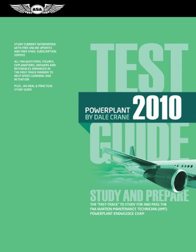 Fast Track 2019 Test Guide: Powerplant - asa2fly.com