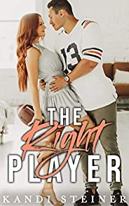 The Right Player: A Sports Romance