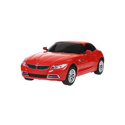 RASTAR BMW Z4 39700 1:24 6 Channel Remote Control Car Model (Red): Toys & Games