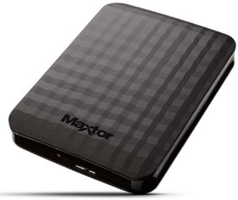 Maxtor M3 Portable 1 Tb Externe Festplatte 6 3 Cm Usb Computer Zubehör