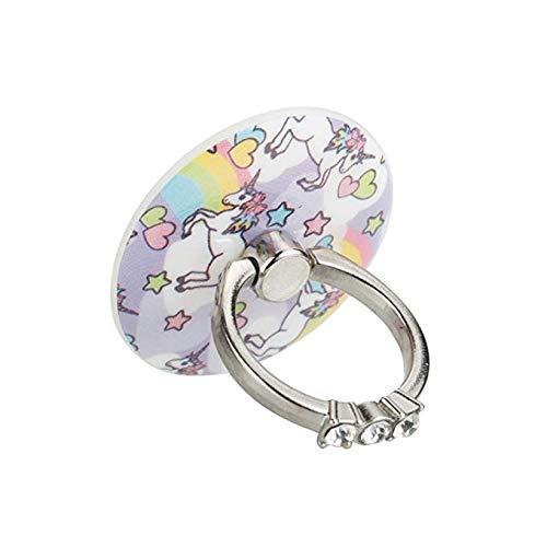 Unicorn Phone Ring Holder, 360
