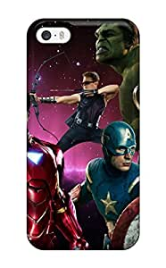 Excellent Design The Avengers 53 Case Cover For Iphone 5/5s