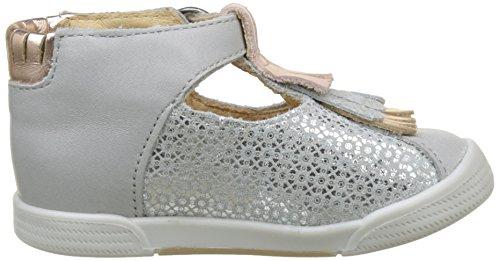 Babybotte Fille Bébé Baskets gris Patt Gris TxSwFTzqB