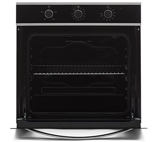 Hyaki 24'' Modern Style Stainless Steel Built in Electric Wall Oven 220V HYK-24WOX03 by Hyaki (Image #1)
