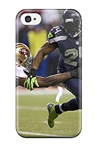 Beautifulcase Best seattleeahawks NFL Sports & Colleges newest jTCLAUSJ3lR iPhone 4/4s case covers