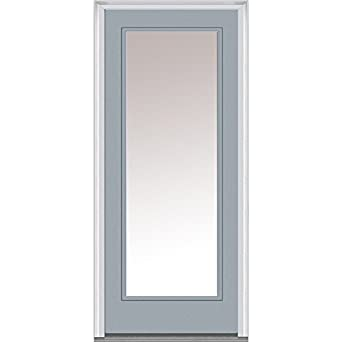 National Door Company Zz13504r Steel Painted Right Hand Inswing