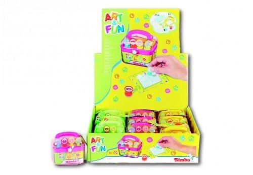 Simba Art & Fun 106313477 - Simba Art and Fun - Stempelkoffer