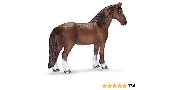 Schleich 72150 Tennessee Walker Horse Exclusive Mare Horse Live Special Edition