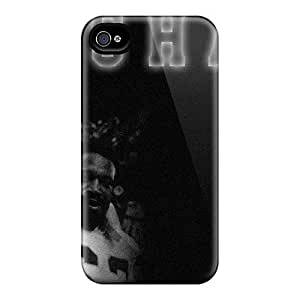 High Impact Dirt/shock Proof Case Cover For Iphone 4/4s (oakland Raiders)