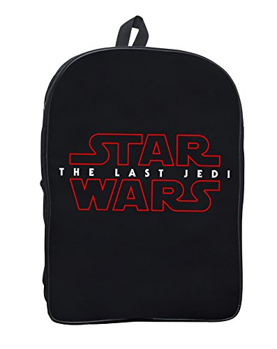 Star Wars The Last Jedi logo Backpack for School Travel Daypack