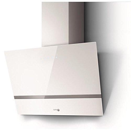Campana Decorativa TURBOAIR KITTY, 60 cm, blanco: 155.44: Amazon.es: Grandes electrodomésticos