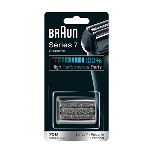 Braun Series 7 Prosonic Pulsonic 70B Cassette Replacement (Formerly 9000 Pulsonic)