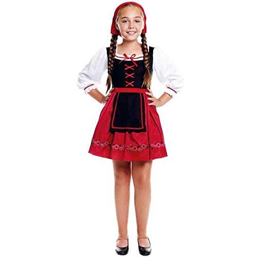 Disfraz Pastorcita Flores Niña Navidad (Talla 3-4 años) (+ Tallas ...