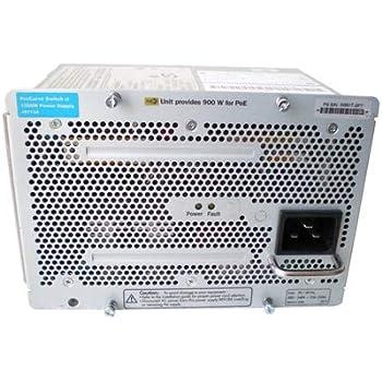 HP New Open J8713A Procurve 1500W Power Supply for Switch ZL