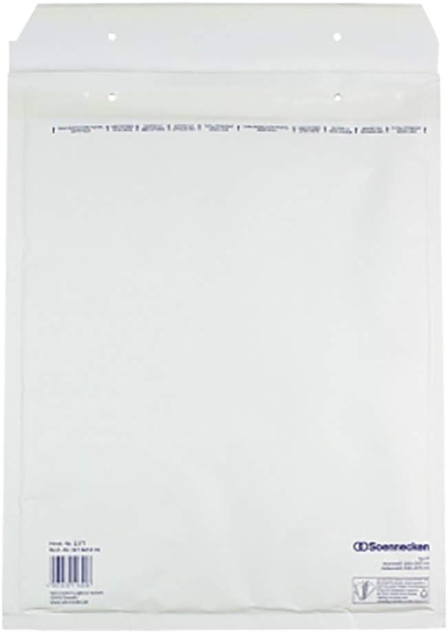H wei/ß PA=5St innen:27,0x36,0cm SOE Luftpolstertasche 2277 Gr