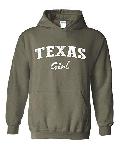 Mom's Favorite Texas Girl Texan American States TX Unisex Hoodies Sweater -