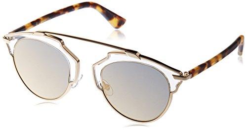 Dior Lunettes de soleil Dior Coquette 2   Timeless Cannage Pour Femme Brown  Gradient   Brown 0eecd503ad59
