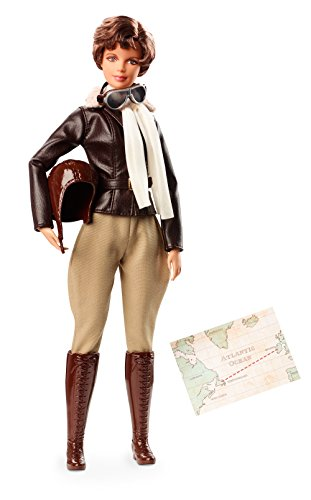Barbie Inspiring Women Amelia Earhart Doll