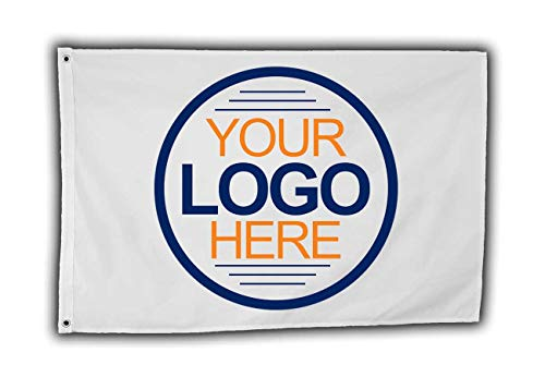 Custom Flags Shop - 5'x7' Size, Banner, Outdoor Indoor (1 ply Flag)]()