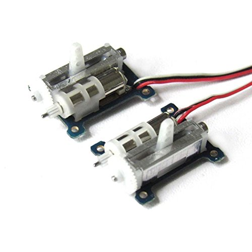 (Hobbypower 1.5g Digital Ultra Micro Linear Servo V-Tail Function GS-1502 (pack of 2 pcs))