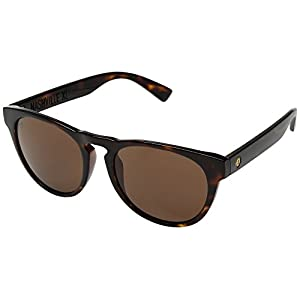 Electric Nashville XL Sunglasses Gloss Tortoise with Ohm Bronze Lens