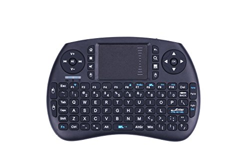 RF2.4GHz Wireless Mini Keyboard with Touchpad for Pad, Android TV Box, Google TV Box, Xbox360,PS3, HTPC/IPTV