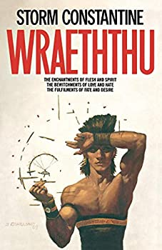 Wraeththu by Storm Constantine science fiction and fantasy book and audiobook reviews