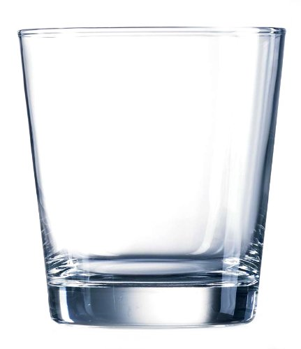 Arcoroc Drinking Glasses - Arc International Arcoroc Specilaty Pub Rock Glass, 13-Ounce, Set of 12