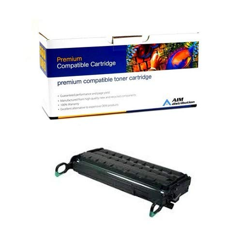 AIM Compatible Replacement for Gestetner Corp Type 5110L Toner Cartridge (10000 Page Yield) (89851) - Generic